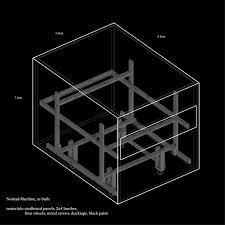 100 Nomad Architecture Machine As Built Texas UTSOA