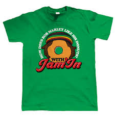bob marley jam in mens joke funny reggae t shirt black m ebay