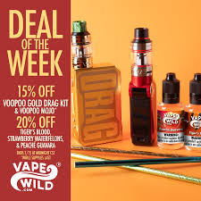 New Week, New Deal! Available Until 7/15 At Midnight CST ... Vape Ejuice Coupon Codes Promo Usstores Archives Vaping Vibe Hogextracts And House Of Glassvancouver Vapewild Deal The Week 25 Off Cheap Deals Ebay Mystery Box By Ajs Shack Riptide Razz 120ml Juice New Week New Deal Available Until 715 At Midnight Cst Black Friday Cyber Monday Vapepassioncom Halloween 2018 Gear News Hemp Bombs Discount Codeexclusive Simple Bargains Uk