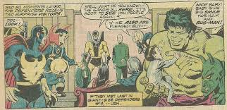 I Wish Knew When Steve Gerber Had First Come To Regard His Take On The Defenders As Superhero Version Of An Encounter Group1 In 1997 Interview