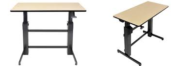 Ergotron Workfit D Sit Stand Desk by Top 10 Best Standing Desk Reviews 2017 Wearetop10