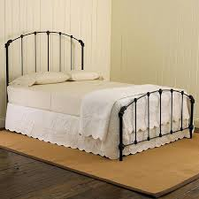 Wrought Iron King Headboard And Footboard by Twin Iron Headboard U2013 Senalka Com