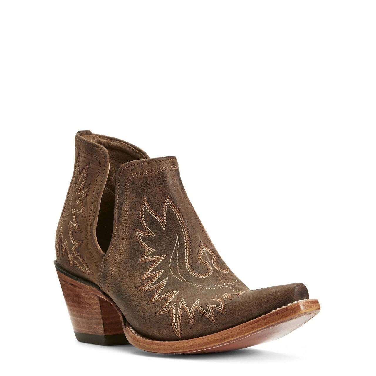 Ariat Women's Dixon Western Boots, Brown