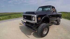 100 1972 Chevy Truck 4x4 Pick Up Truck Ck Custom Lift V8 Nice Truck Offroad