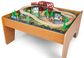 Imaginarium Train Set with Table 55 Piece Toys