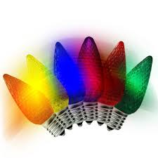 color changing c9 led replacement bulbs 25 pack