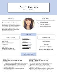 Modern Lilac Corporate Resume Use This Template