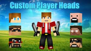 Minecraft How To Get Custom Player Heads No Mods 1 6