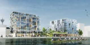 zac du port pantin dietmar feichtinger architectes logements logements zac du port
