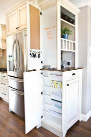 14 Hidden Storage Ideas For Small Spaces Traditional KitchensTraditional