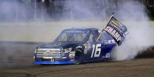 Moffitt Wins The Battle, And The War, At Truck Series Finale ...