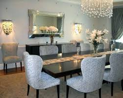 Full Size Of Mirror Glass Dining Table Modern Mirrors For Room Mirrored Buffet New Kitchen Decor