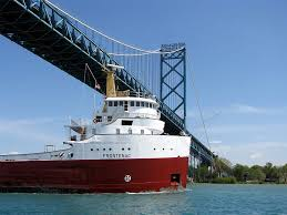 What Year Did The Edmund Fitzgerald Sank by Frontenac