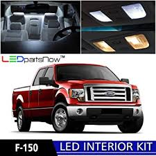 ledpartsnow 2004 2014 ford f 150 f150 led interior