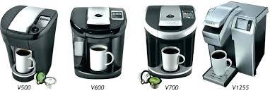 Keurig Vue V500 Refillable Cup Coffee Maker Pods