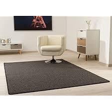 steffensmeier berber schlingen teppich meddon exklusiv teppichqualität für das esszimmer für hunde geeignet läufer in anthrazit größe 80x150 cm