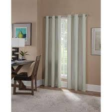 105 Inch Drop Curtains by Curtains U0026 Drapes Window Treatments The Home Depot