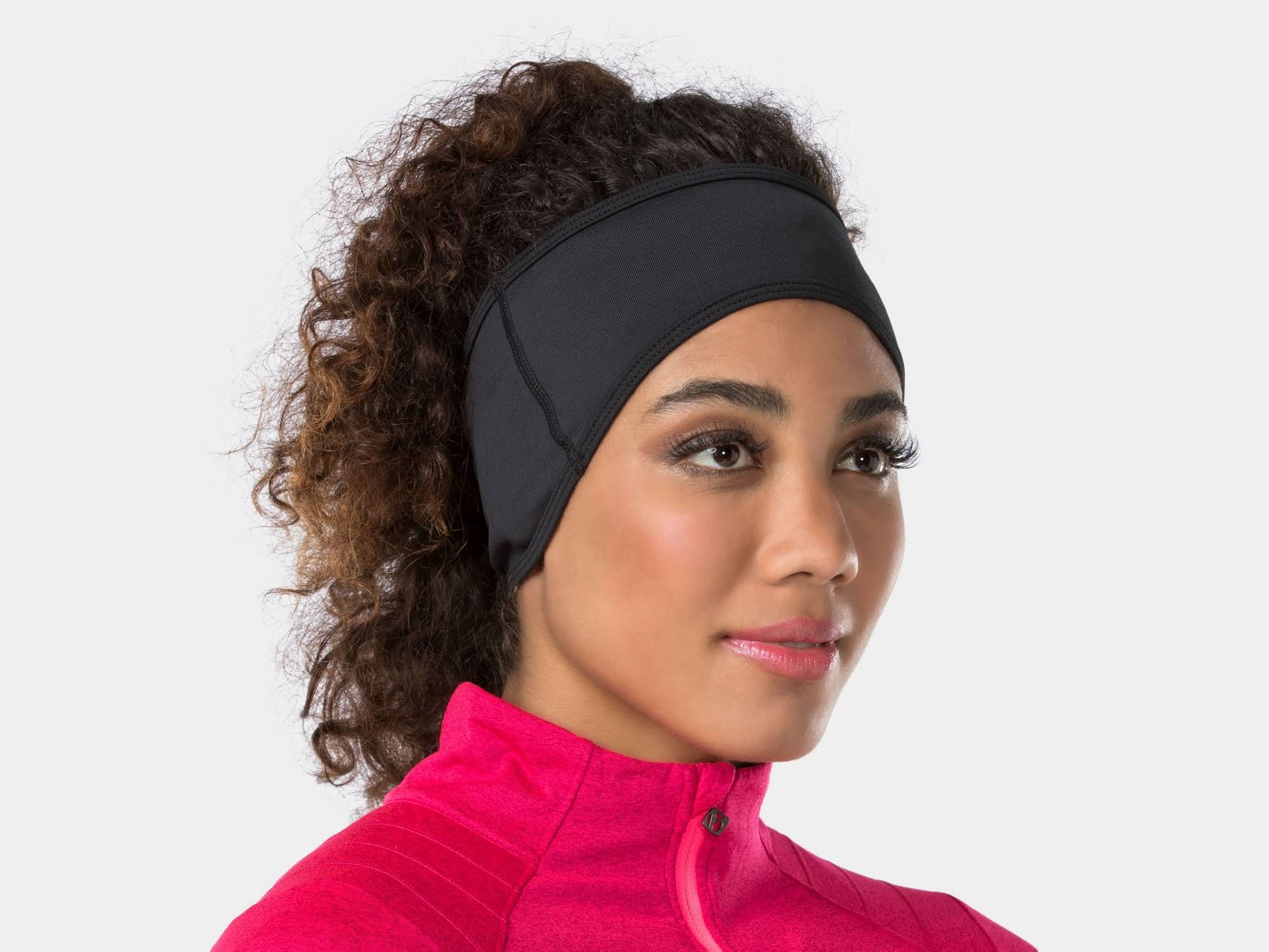 Bontrager Thermal Cycling Headband - Black - One Size