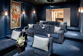 Home Theater Ideas Paint Color Projector