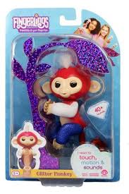 Wholesale Fingerlings Liberty SPECIALTY EXCLUSIVE Glitter Monkey