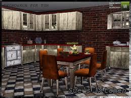 cuisine insalubre sims 3 objets insalubre pour sweetdolls ici c est une vrai