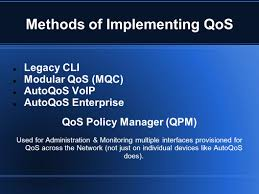 Cisco QoS Notes. - Ppt Download It Central Voip Mos Field Testing Deployment Example Qos Voip Thesis Homework Writing Service Deploying Toend Qos Part 1 Monitor Network Monitoring And Management Opmanager How To Configure Qos In Ipfire Youtube Mputa12analisqosvoipeko Analisa Pada Codec G711 Dalam Jaringan Berbasis Protokol Sip Home Business Networks 7 For On The Router Packet Tracer 6 Building A Network 3 Ppt Download D63 Plan Task 63 Ericsson Digital Voice Meganet Communications Parameters Codecs Lan With Growing