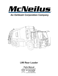 An Oshkosh Corporation Company LWI Rear Loader An | Manualzz.com 6 People Injured In Explosion At Minnesota Truck Plant Mcneilus Trucks Best Image Truck Kusaboshicom City Council Meeting Mcneilus Companies Competitors Revenue And Employees Owler Duputmancom Blog New Freightliner Econicsd Unveiled Manualautomated Side Loader Youtube Naples Herald Mcneilusco Twitter Flex Controls Launches Cabover Refuse Transport Topics Photos Explosion Mfg Dodge Center Local