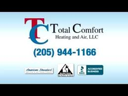 Total fort Heating and Air in Hoover AL