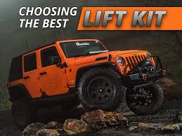 100 Best Shocks For Lifted Trucks How To Choose The Jeep Lift Kit Quadratec