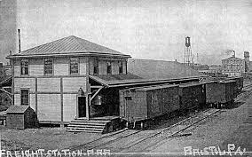 Railroad House Bar Sinking Spring Pa by Bucks County Pennsylvania Railroad Stations