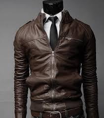 amazon com jacket men leather jacket collar men u0027s leather