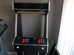 Mame Arcade Cocktail Cabinet Plans by Building An Arcade Cabinet Overclockers Uk Forums