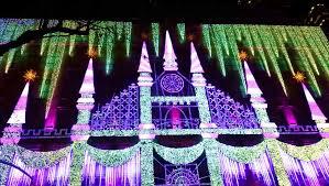 Lighting Of Rockefeller Christmas Tree 2014 by Carol Of The Bells Saks Fifth Avenue Rockefeller Center
