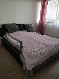 doppelbett landhausstil im besten zustand 180 2x90 x 200