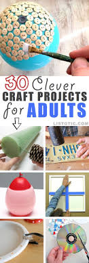 Easy DIY Craft Ideas For Adults And Teens The Home Fun