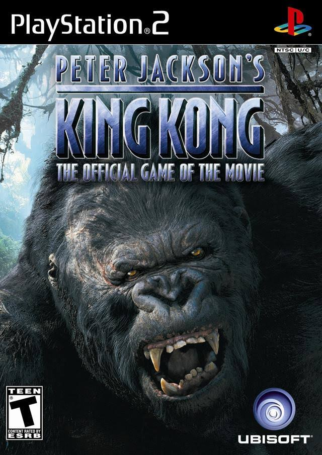 Peter Jackson's King Kong - PlayStation 2