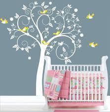 sticker chambre bébé fille impression de stickers et autocollants pour decorations murales ide