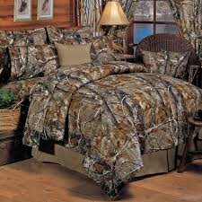 Bed Set Camo Queen Bed Set