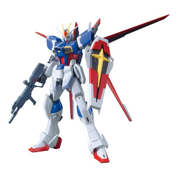 Bandai ZGMFX56S/a Gundam Force Impulse Model Kit