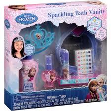 Frozen Bathroom Set Walmart by Frozen Vanity Set At Walmart Home Vanity Decoration