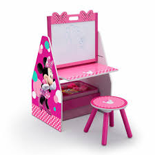 Minnie Mouse Activity Centre - Easel Desk With Stool & Toy ... Disney Mini Saucer Chair Minnie Mouse Best High 2019 Baby For Sale Reviews Upholstered 20 Awesome Design Graco Seat Cushion Table Snug Fit Folding Bouncer Polka Dots Simple Fold Plus Dot Fun Rocking Chair I Have An Old The First Years Helping Hands Feeding And Activity Booster 2in1 Fniture Cute Chairs At Walmart For Your Mulfunctional Diaper Bag Portable