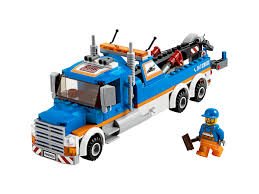 100 Lego City Tow Truck 600561
