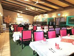 Dragon King Chinese Restaurant Dining Area