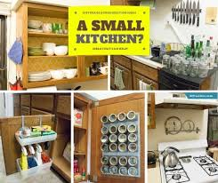 Small Kitchen Organization Ideas Custom Brilliant Lovely Interior Design