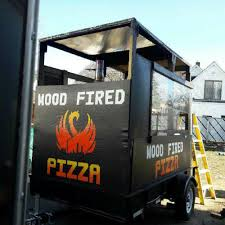 Phoenix Rising Pizza - Boston Food Trucks - Roaming Hunger
