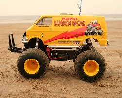 100 Monster Truck Lunch Box Kit RC Whyrllcom