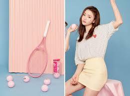 Jin Sil Ulzzang Fashion Kfashion Korean Summer