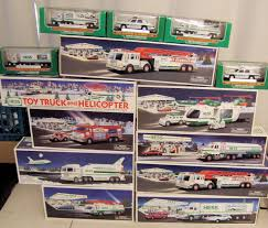 9 Vintage HESS Trucks NEW OLD STOCK 1990's - 2000's LOT D 5 ... 1988 Hess Toy Truck And Racer Ebay 2013 26amp Tractor 1994 Gasoline Rescue Lot Of 8 Mini 2000 2001 2002 2003 2004 20062 2007 9 Vintage Hess Trucks New Old Stock 1990s 2000s Lot D 5 1991 Formula One Style Race Car 1995 Helicopter 885111002804 2008 Truck Front Loader 610 Pclick Miniature Mint