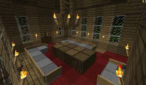 Living room furniture ideas for minecraft