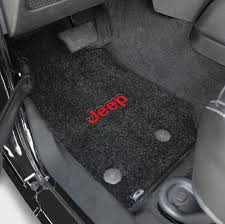 Lloyd Floor Mats for Jeep 2014 2015 Jeep Wrangler Unlimited